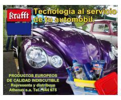 KRAFFT TECNOLOGIA AL SERVICIO DE TU AUTO