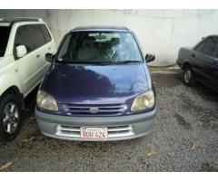 TOYOTA RAUM AÑO 99 IMPECABLE 17.000.000