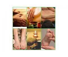 Masajes reflexoterapia aleman a domicilio