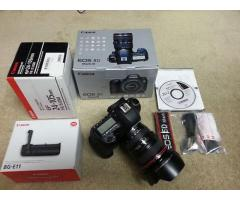 Canon EOS 5D Mark III Body /w KIT(24-105 IS) SLR Camera 23.4MP