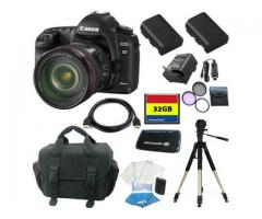 Canon EOS 5D Mark II Body with Kit (24-105 IS)