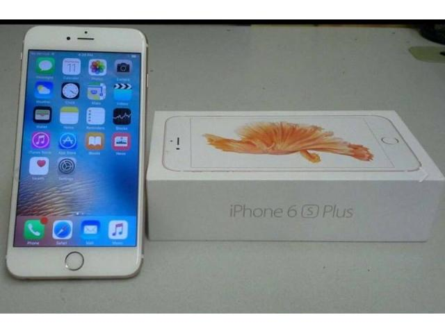 Apple iPhone 6s plus 128GB (Unlocked)