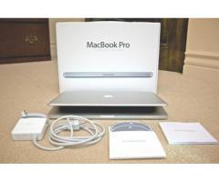 Apple 15-inch MacBook Pro with Retina Display (Intel Quad Core i7)