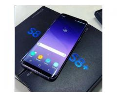 SAMSUNG GALAXY S8+ 128GB (Unlocked)