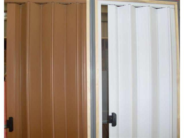 Puertas plegables en pvc san lorenzo segundamano - Puertas pvc plegables ...
