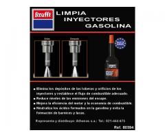 LIMPIA INYECTORES GASOLINA
