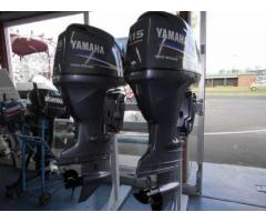 New 2014 Suzuki Marine DF 225HP Outboards Motors 4Stroke
