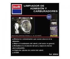 LIMPIA ADM Y CARBURADORES