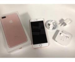 Apple iphone 7 Plus 256GB (Rojo,Blanco,Oro,Negro)