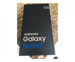 Samsung Galaxy Note 7 128GB (Desbloqueado)