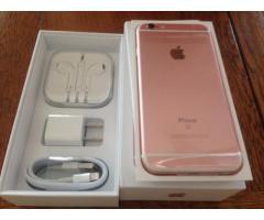 Vendo Apple iPhone 6s 128GB (Unlocked)