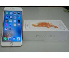 Vendo Apple iPhone 6s plus 128GB Unlocked
