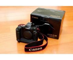 Canon EOS 1Ds Mark III Digital SLR Camera +Lens