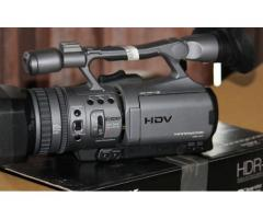 Sony HDR-FX7 3-CMOS Sensor HDV High-Definition Handycam Camcorder