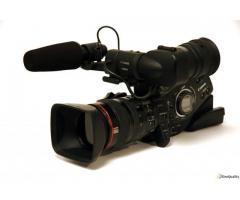 Canon XL-H1A 3-CCD High Definition Camcorder