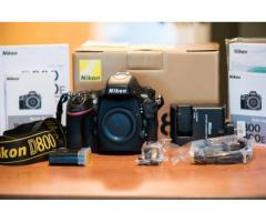Nikon D800 36.3 Mp Digital Slr Camera