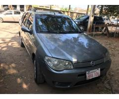 FIAT PALIO WEEKEND 2007 - MOTOR 1.7 TURBO DIESEL SUPER ECONOMICO