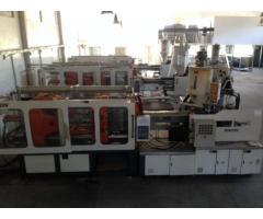 Maquinas de inyección plasticos
