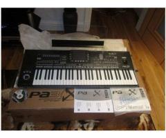 Korg Pa3X 76-Key Pro Keyboard Arranger