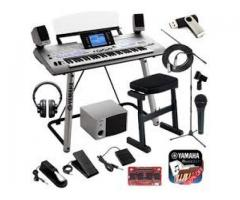 Yamaha Tyros5-76 - Arranger Workstation, Synth Action, Keys, Aftertouch Built In Effects Hard Disk R