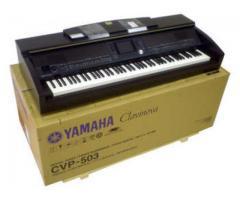 Yamaha Clavinova Cvp 503 Digital Piano Cvp503 Rosewood 88 Keys