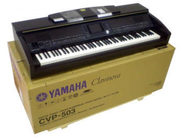 Yamaha Clavinova CVP-409 GP