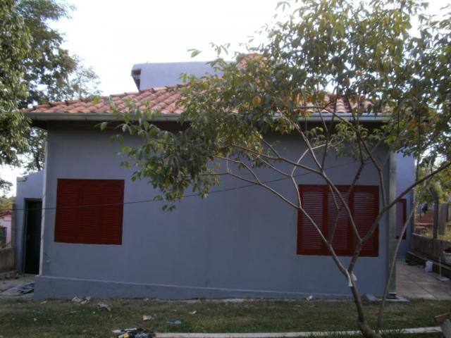 SE ALQUILA CASA EN ENCARNACION (Barrio San Pedro-Curupayty)