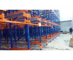 Racks Estructuras Metálicas industriales