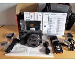 Sony Alpha a6300 / Sony A7R II / Sony Alpha a7S / Sony Alpha A7R II Mark II / Canon 80d