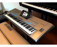 Yamaha Tyros 5 / Tyros 4 / Yamaha Motif XS8 / Pioneer DJM-900NXS2 4 Mezclador de DJ