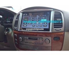 Lexus LX470 radio audio Cámara androide navegación GPS wifi