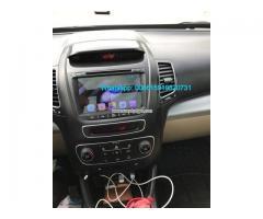 Kia Sorento radio audio Cámara androide navegación dvd GPS wifi