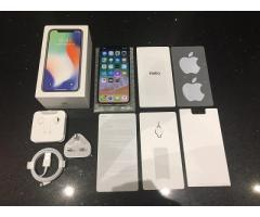Brand New Apple iPhone X 64GB 256GB -  500€ /800€ Apple Guarantee