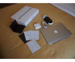 Apple MacBook Pro With Retina display - Core i7 2.7 GHz - 768 GB