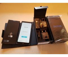 Original New Gsm iPhone X 256GB Samsung Note8 256gb Unlocked smartphone
