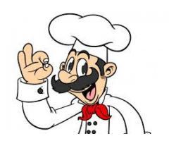 Busco cocinero/a profesional
