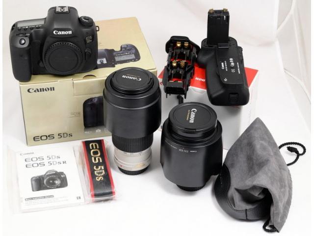 Canon 5D Mark III / 5D Mark II / 5D Mark IV / 7D Mark II / Canon 6D / Canon 70D