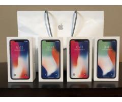 Venta: Apple iPhone X y Samsung S9