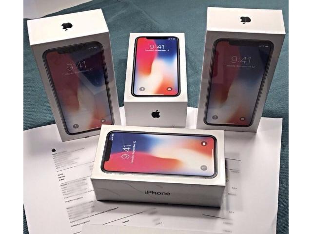 Apple iPhone X y iPhone 8+ y iPhone 7+ y Samsung S8+ y Note 8