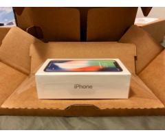 Apple iPhone X y Samsung Galaxy S9