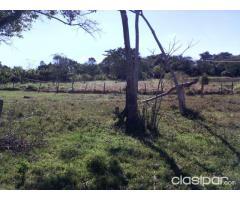 Vendo 45.000 m2 en San Juan del Parana - Itapua
