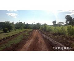 Vendo terreno de 4.860 m2 en Cambyreta - Itapua
