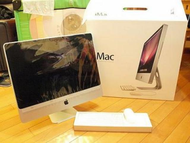 Apple iMac - 8 GB RAM - 3.2 GHz - 1 TB HDD