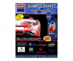 SHAMPOO krafft biodegradable