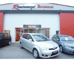 Toyota Corolla Verso 136 D-4D SOL 5 LUGARES € 4.500, - Remiremont Automotive