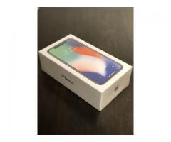 iPhone X y iPhone 8 y Samsung S9, S9 Plus