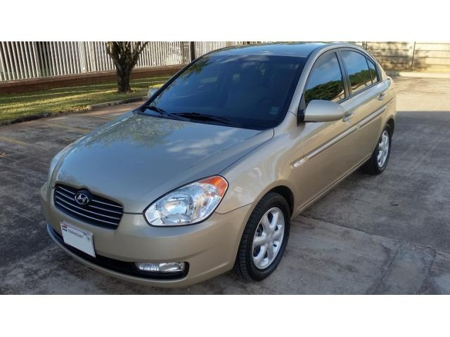 Hyundai Accent Diesel 2009 impecable