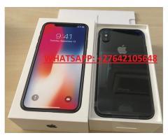 Apple iPhone X 64GB por €400 y iPhone X 256GB por  €450