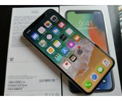 Apple iPhone X 64GB por €400 y iPhone X 256GB por  €450
