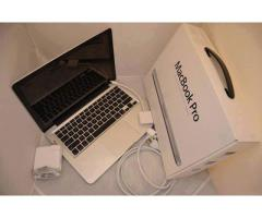 Apple MacBook Pro 15 Inch with Retina Display, 2.4GHz Notebook